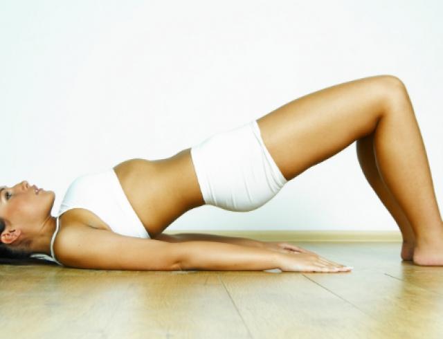 Комплекс упражнений для упругих ягодиц