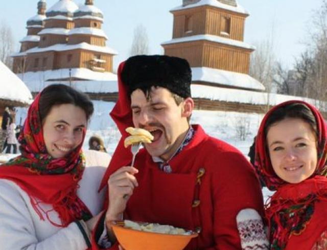 Где и как в Киеве отпраздновать Масленицу 2013?