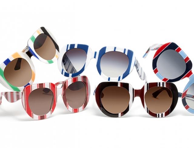 Коллекция очков Dolce&Gabbana весна 2013