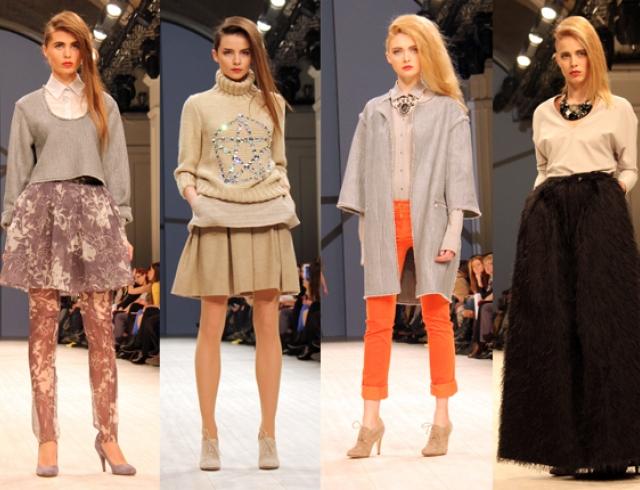 Коллекция anna bublik осень-зима 2013-2014