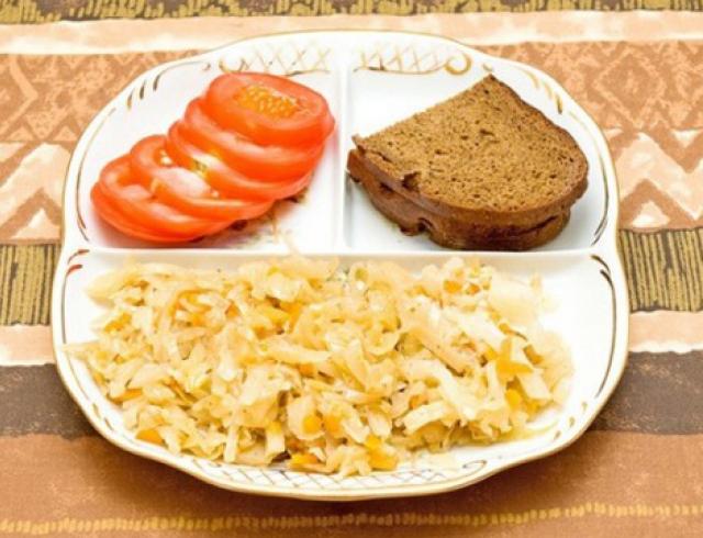 Великий пост 2013: что можно есть на пятый день?