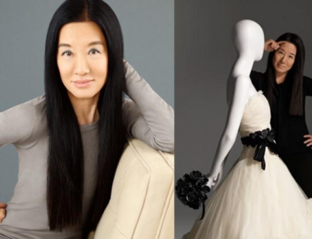 Сколько стоит примерка платья от Веры Вонг?