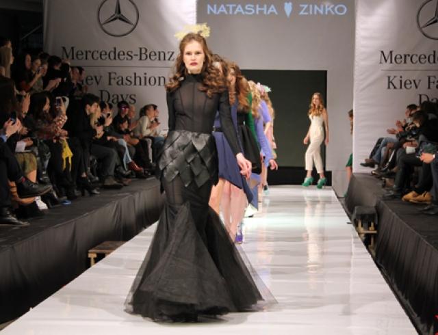 MBKFD: показ NATASHA ZINKO осень-зима 2013-2014