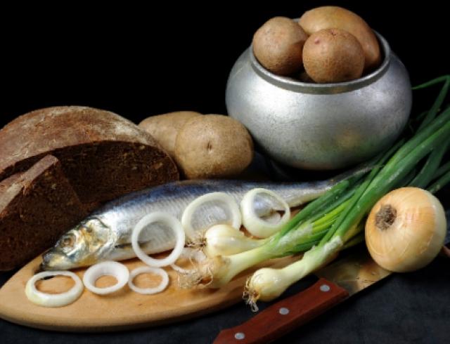 Великий пост 2013: что можно есть на восьмой день?