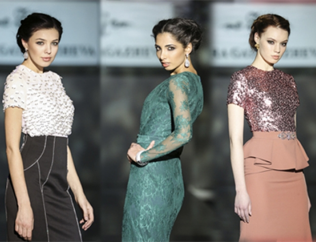 Неделя моды в Москве: Zaira Gatagazheva осень-зима 2013-2014