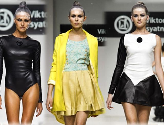 Неделя моды в Москве: VIKTORIA DESYATNIKOVA осень-зима 2013-2014