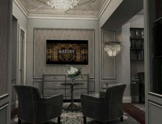 """Появились фото отеля, где снимался фильм """"Великий Гэтсби"""""""