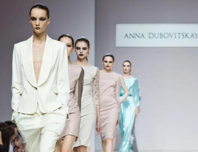 Неделя моды в Москве: ANNA DUBOVITSKAYA FW 13/14