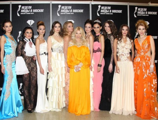 Неделя моды в Москве: TATIANA V.LYALINA FW 13/14