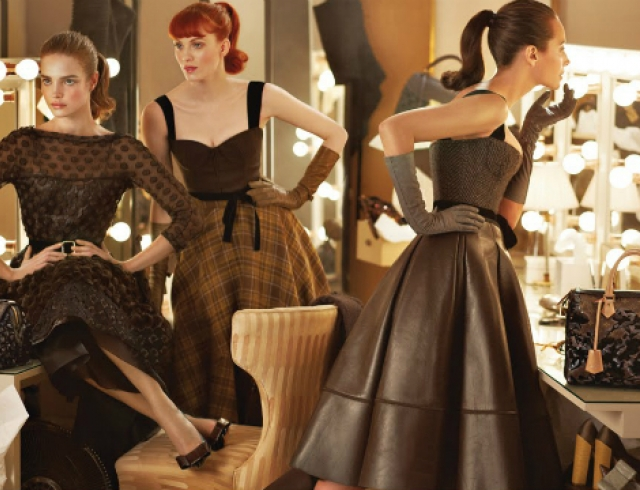 Модный Дом Louis Vuitton повысил цены на все товары