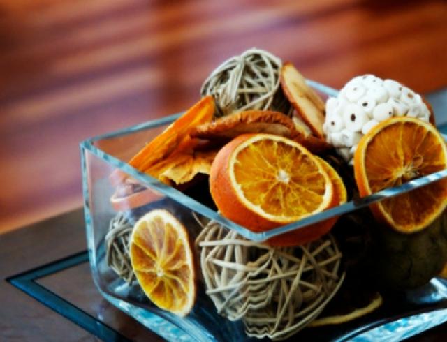 Как сделать натуральные ароматизаторы дома?