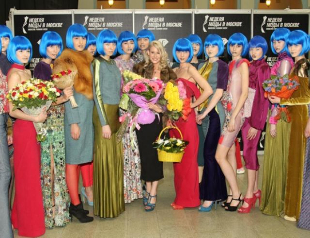Неделя моды в Москве: /.DASH FW 13/14