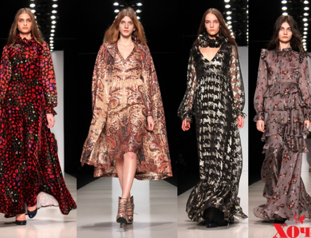 Mercedes-Benz Fashion Week Russia: Vilshenko