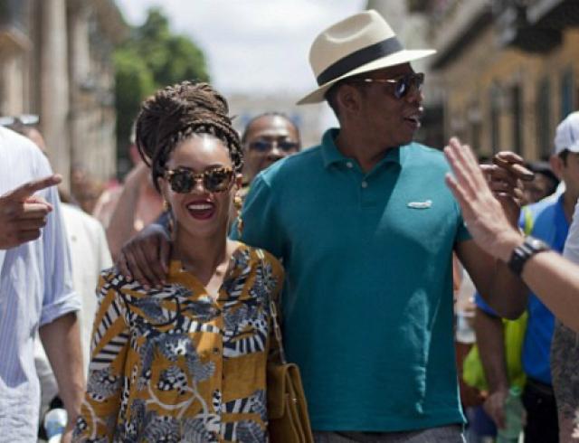 Бейонсе отметила годовщину свадьбы на Кубе