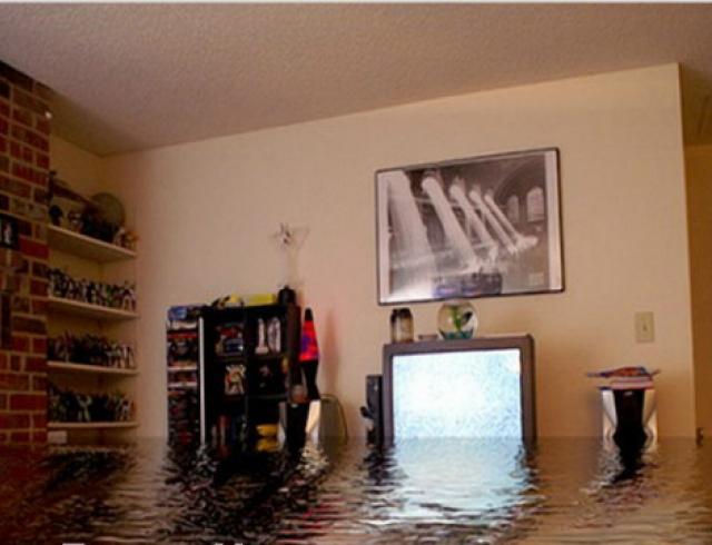 Как получить компенсацию, если вас затопили соседи?