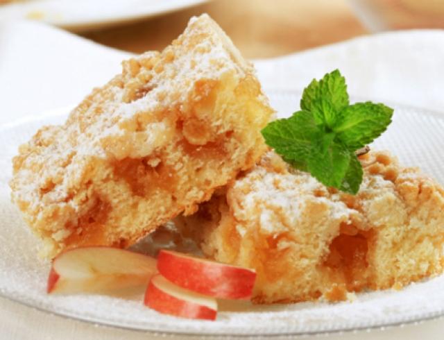 Семейный рецепт пирога от Ольги Шаповаловой