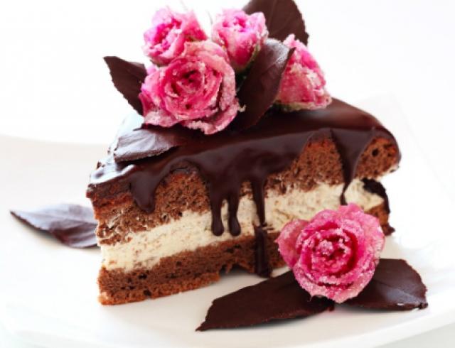 Рецепт торта «Ноктюрн» из легендарного фильма