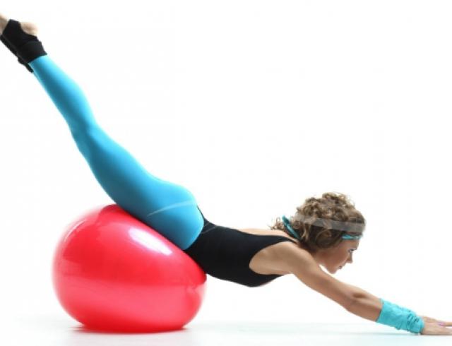 Упражнения для упругих ягодиц. Видеоурок