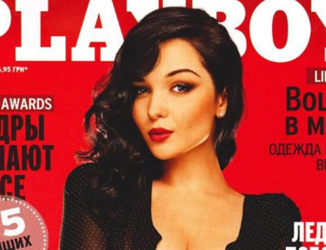"Звезда ""Холостяка"" и Playboy удивила талантами. Фото"