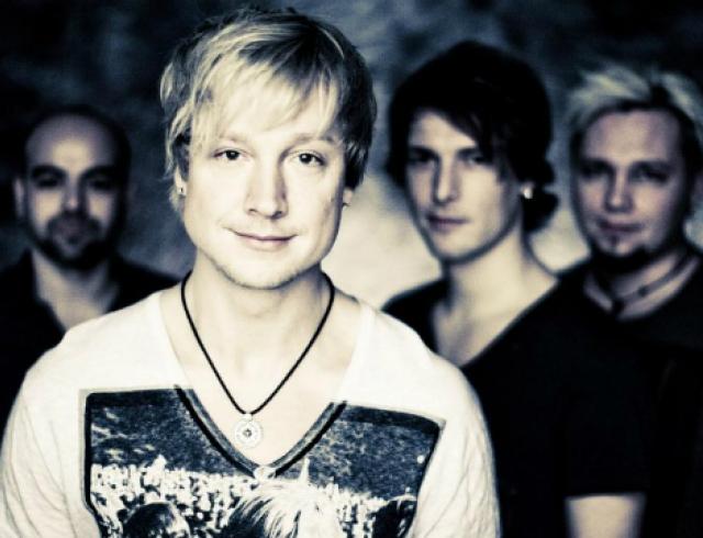 В Киеве выступит финская группа Sunrise Avenue