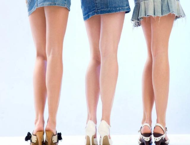 Как правильно выбрать мини-юбку. Мастер-класс