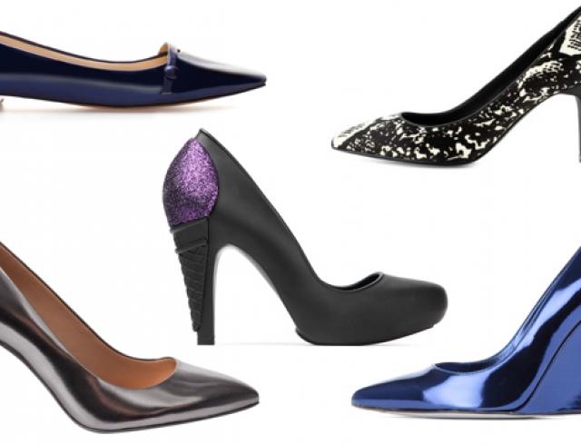 Модные туфли сезона осень 2013: что, где, почем