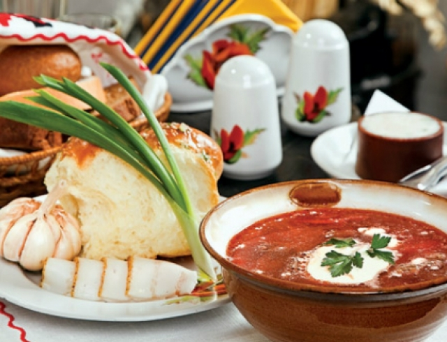 Украинский борщ: топ 5 рецептов приготовления