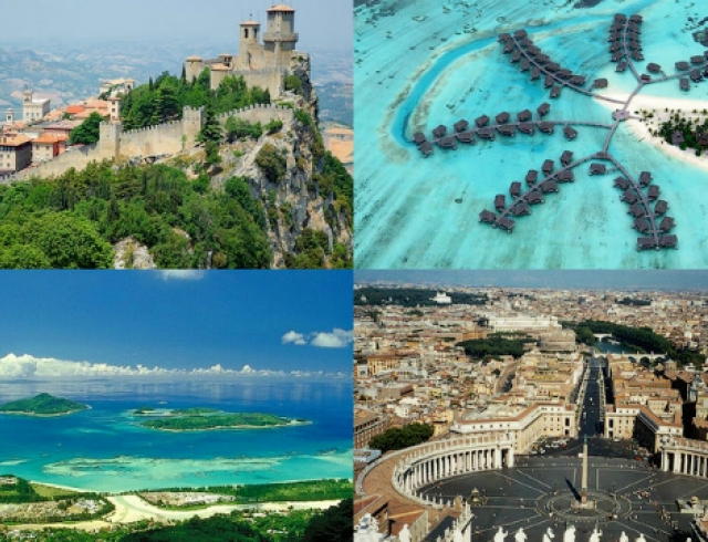 Топ 10 стран для посещения в 2014 году
