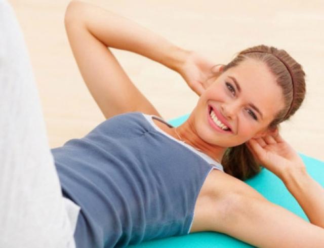 Топ 5 простых упражнений для суперфигуры