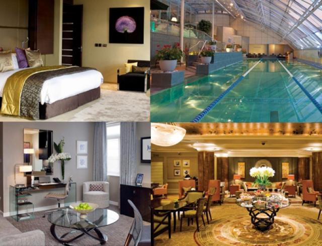 Лучшие отели мира: Jumeirah Carlton Tower 5*