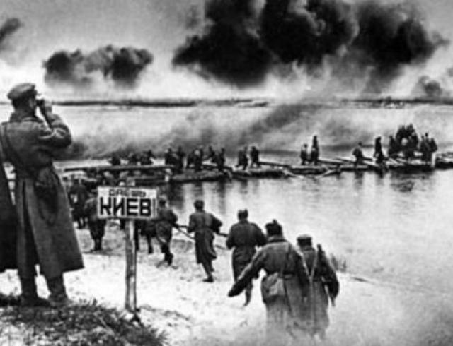 70-летие освобождения Киева с «Радио Киев-98fm»