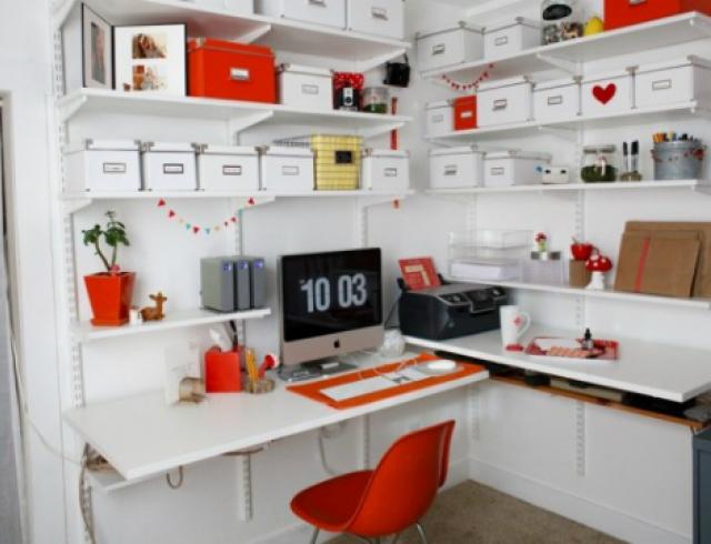 Рабочее место дома: варианты обустройства