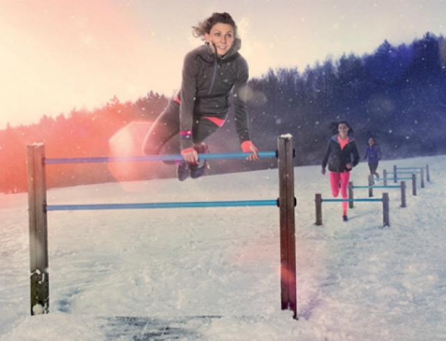 Adidas представил новую коллекцию зимней одежды