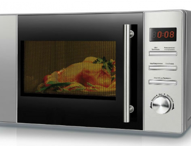 Топ 5 блюд для приготовления в микроволновке