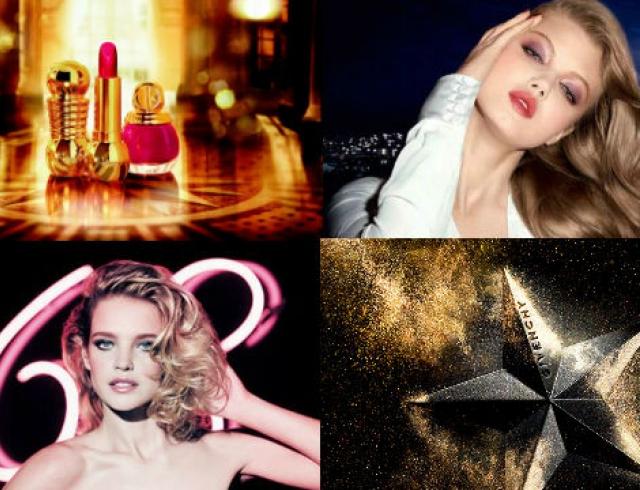Лучшие рождественские коллекции декоративной косметики 2013