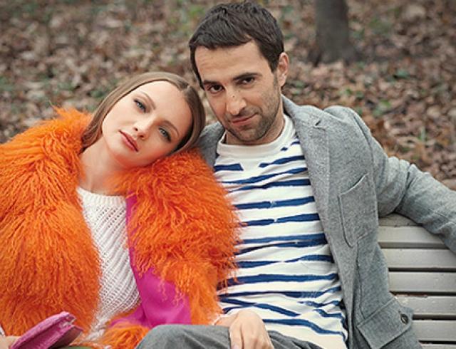 Актеры Екатерина Вилкова и Игорь Любимов ждут второго ребенка