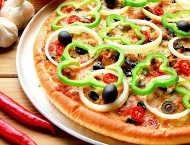 Топ 5 рецептов приготовления вкусной пиццы