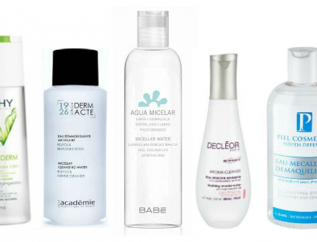 Мицеллярная вода для снятия макияжа: 5 лучших средств