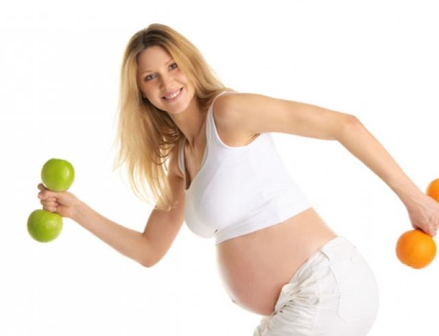Зарядка для беременных: готовимся к легким родам