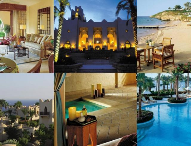 Лучшие отели мира: Four Seasons Resort Sharm El Sheikh 5*