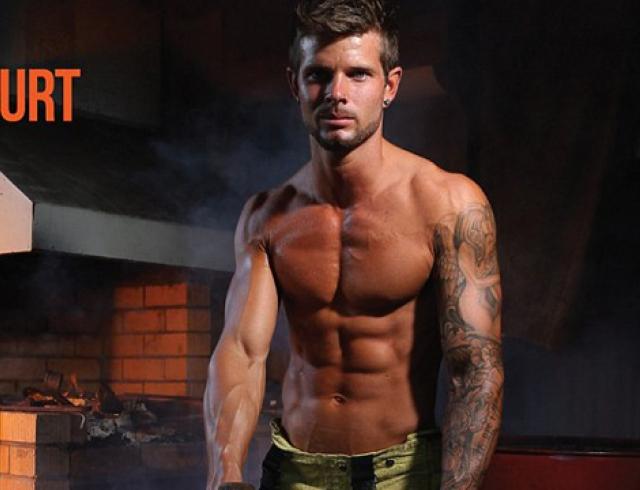Сексуальные австралийские пожарные разделись для календаря