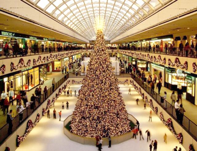 Рождественские распродажи: мировые маршруты