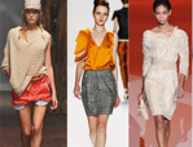 Лето-2010: модные тенденции в цвете и крое
