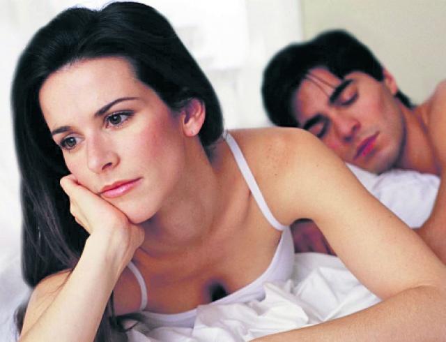 Женский сексуальный темперамент