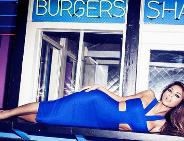 Николь Шерзингер представила собственную коллекцию одежды Nicole x Missguided