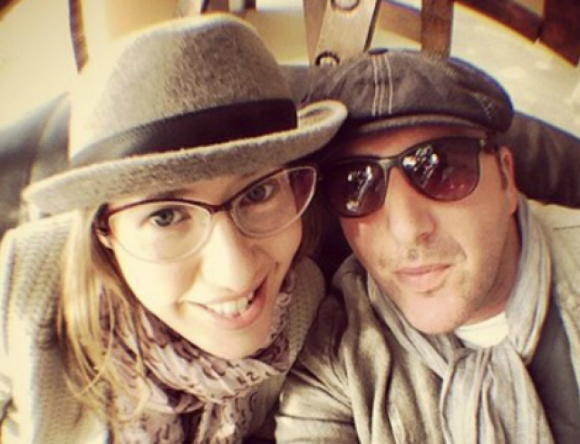 Ксения Собчак и Максим Виторган показали фото с отдыха в Италии