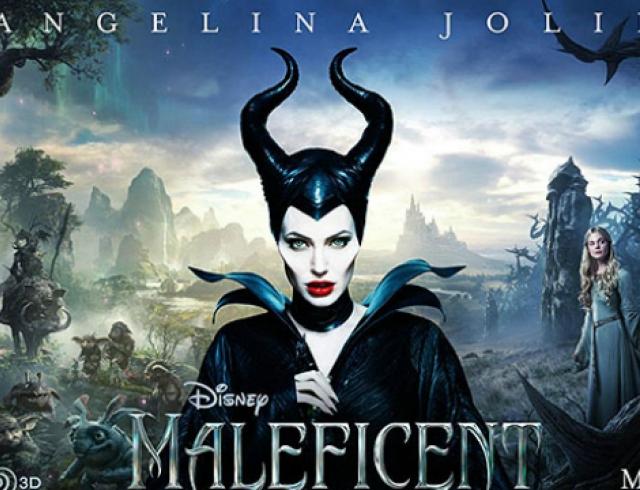 Вышли новые постеры к фильму Малефисента