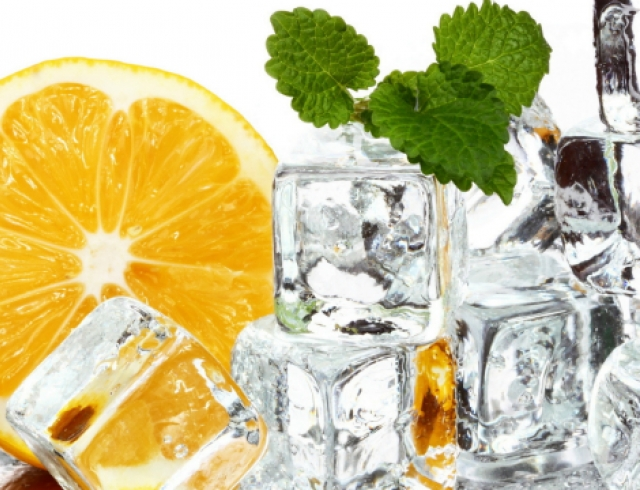 Как использовать лед для красоты кожи