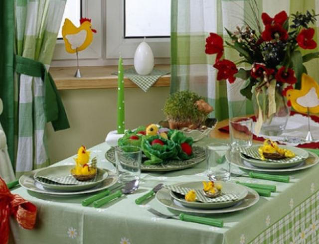 Пасхальный стол: идеи, рецепты, цены