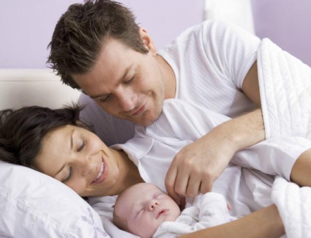 Как не испортить отношения после родов